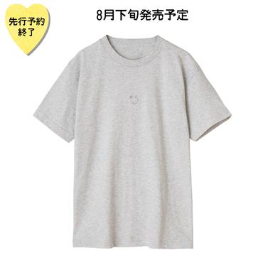 【8月下旬発売予定】刺繍TEE【KMT-355B OM】