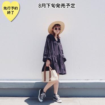 【8月下旬発売予定】バッグINバッグ付きカゴバッグ【KMT-309BN】