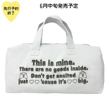【6月中旬発売予定】キャリーONバッグ(M)【KMT-317LG】