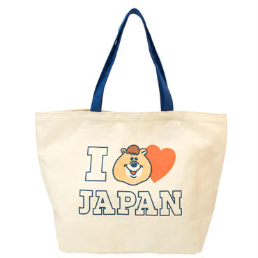 I♥JAPAN ビッグトートバッグ 【KMTG-036】
