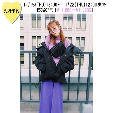 【先行予約5%OFF】ワイドフレアジャージパンツ【KMT-397PU】※11月下旬お届け予定