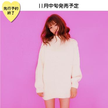 【11月中旬発売予定】タートルネックニットプルオーバー【KMT-308WH】
