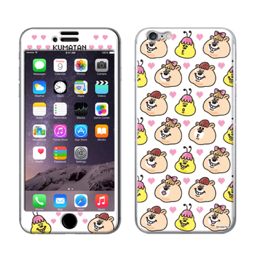 FUNNY KUMATAN(iPhone6専用Gizmobies)