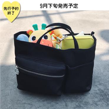 【9月下旬発売予定】クマタンチャーム付きバッグINバッグ【KMT-375】