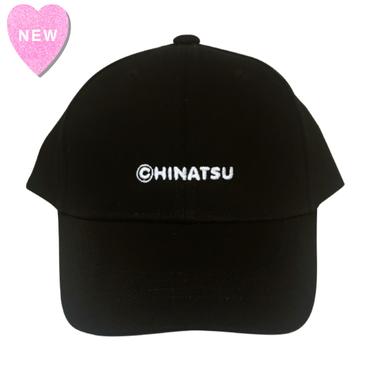 ©HINATSU  刺繍CAP【KMT-378BK】