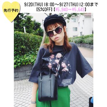 【先行予約5%OFF】MINI BAG【KMT-376BK】※10月上旬お届け予定