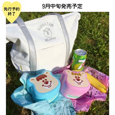 【9月中旬発売予定】刺繍トートバッグ【KMT-258SL】