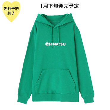 【1月下旬発売予定】©HINATSUパーカー【KMT-297GR】