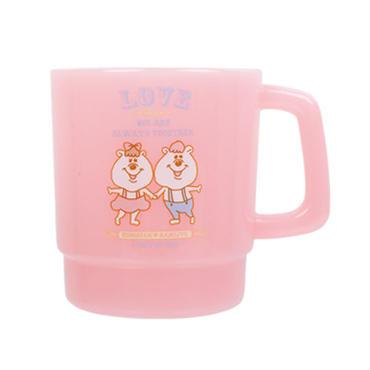 スタッキングプラカップ 【KMTG-070PK】