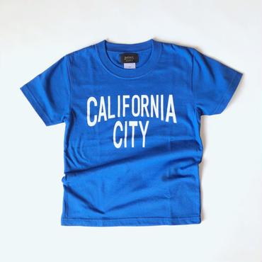 california city  kids ブルー
