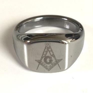 Free Mason – Ring (Used)