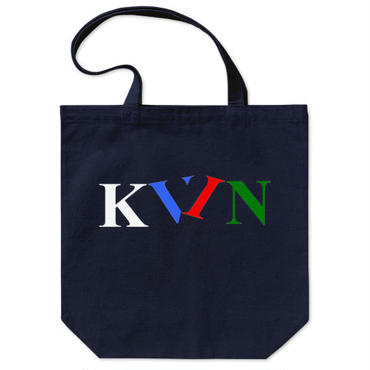 "Kvin. Playground ‎– ""HEART"" Tote Bag"