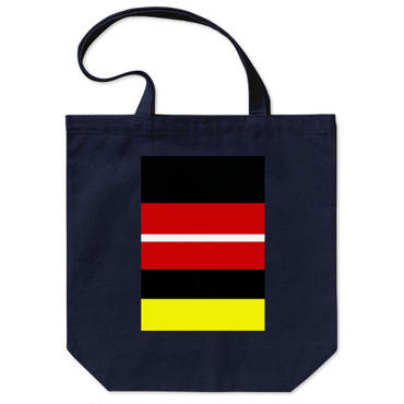 "Kvin. Playground ‎– ""MM Stripe"" Tote Bag"