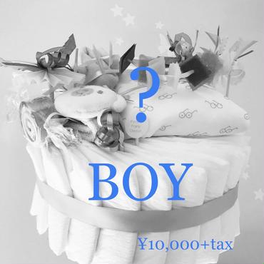 【BOY】おまかせデザイン [ ¥10,000 (税抜/送料サービス) ]