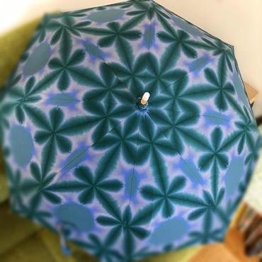 日傘/雪花絞り