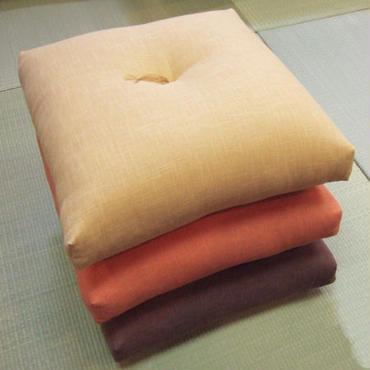 背高座布団(むら糸)