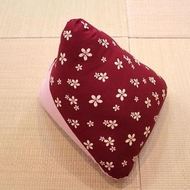 三角枕 桜ちらし
