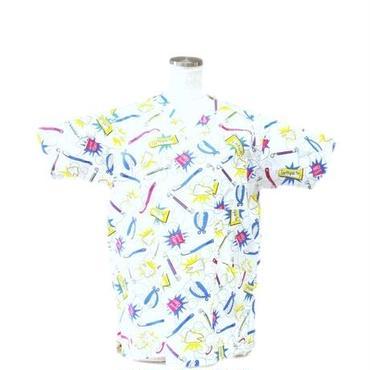 女性用 No.5508 デンタル      医療用、介護用スクラブシャツ