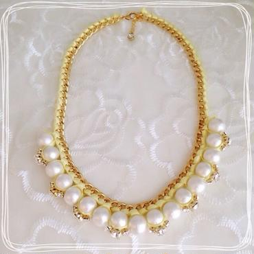 cotton pearl♡ネックレス
