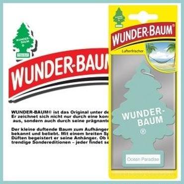 ヨーロッパ版リトルツリー! WUNDER BAUM / オーシャンパラダイス