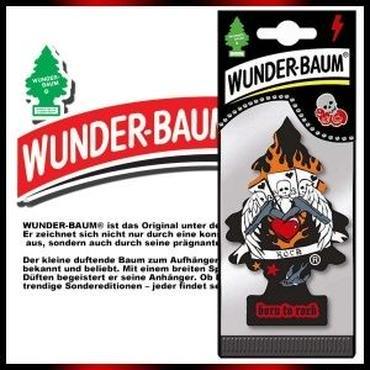 ヨーロッパ版リトルツリー!】 WUNDER BAUM / ボーン トゥ ロック