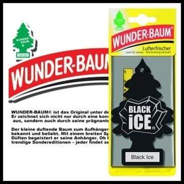 ヨーロッパ版リトルツリー!WUNDER BAUM / ブラックアイス