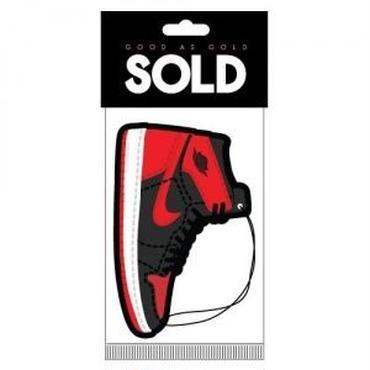 エアーフレッシュナー / SOLD Sneaker / AJ I - OG Bred