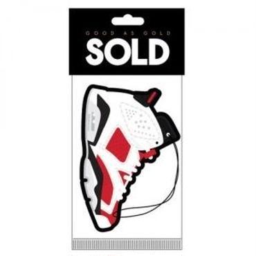 エアーフレッシュナー / SOLD Sneaker / AJ VI - Carmine