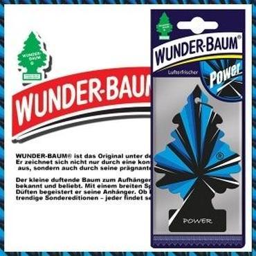 ヨーロッパ版リトルツリー! WUNDER BAUM / パワー