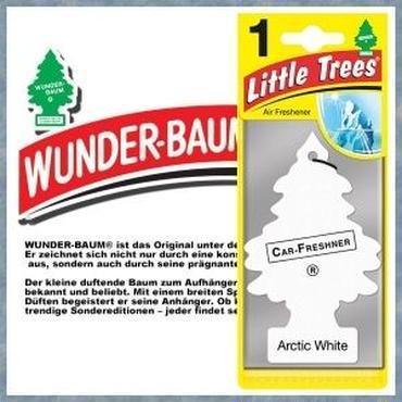 ヨーロッパ版リトルツリー! WUNDER BAUM / アーティックホワイト