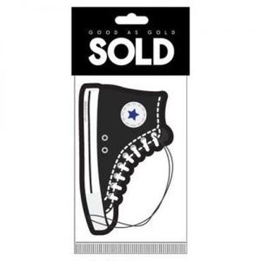 エアーフレッシュナー / SOLD Sneaker / Chuck Black