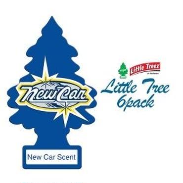 LITTLE TREE / ニューカー6枚パック