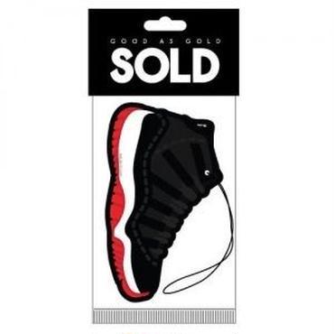 エアーフレッシュナー / SOLD Sneaker / AJ XI - Bred