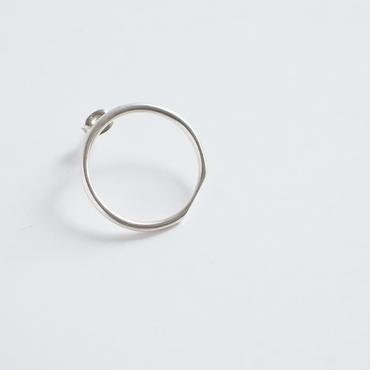 pierced earring 秘密