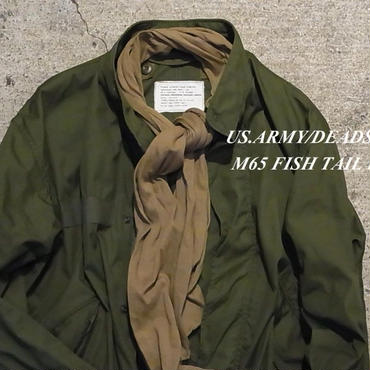 US ARMY/M-65 FISHTAIL PARKA(DEADSTOCK)