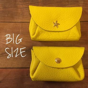 BIGコインケース*yellow