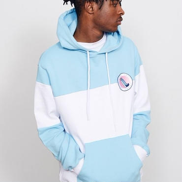 LAZY OAF/ALL OUT OF PUFF HOODIE