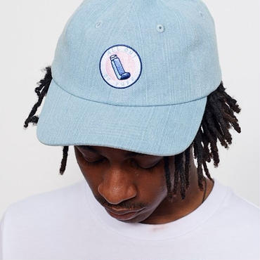 LAZY OAF/OUT OF PUFF CAP
