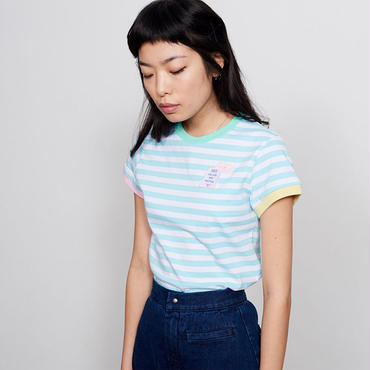 LAZY OAF/UNINVITED T-SHIRT