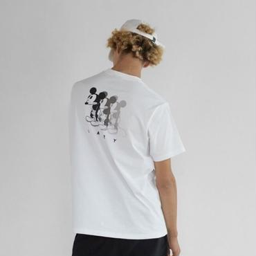 LAZY OAF / MICKEY MOUSE WAITING IN LINE TEE