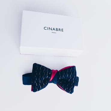 CINABRE bow tie