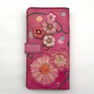 170607 左利き用スマホケース手帳型(iPhone 6s Plus)