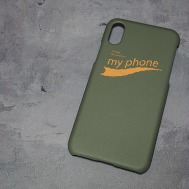 iPhone X case my phone