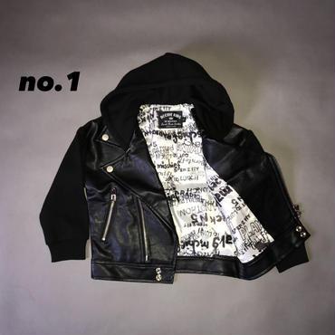 no.1〜no.6 outer