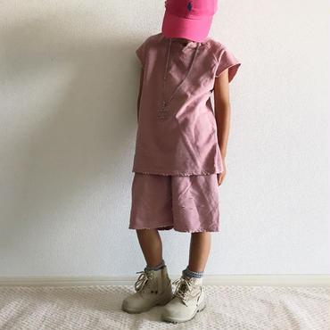 ダメージセットアップ/pink