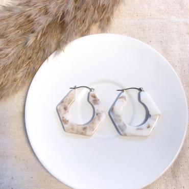 《New》marble  pierce