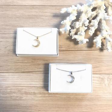 《予約販売:〜1ヶ月待ち》Hawaiian jewelrymoon necklace
