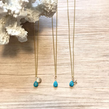 《NEW》turquoise necklace