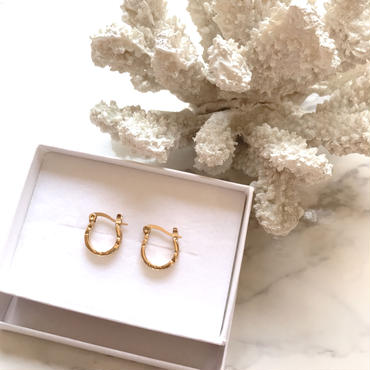《予約販売 : 〜1ヶ月待ち》Hawaiian jewelry  pierce