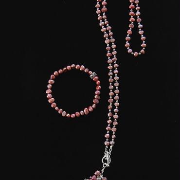 Agnès(アニエス)ネックレス&ブレスレット セット価格